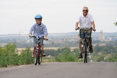 Family Cycling - Opportunities across Cambridgeshire on safe traffic free routes. A free and fun day out.