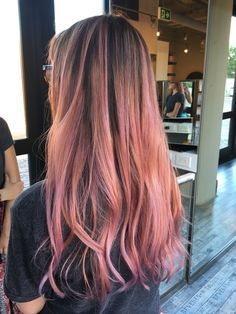 u/binarydinner sunset hair