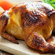 Omlós és ropogós sült csirke otthon Jobb, mint az étteremben