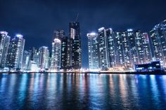 Marine City, Busan by Loic Labranche on 500px