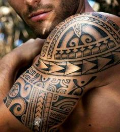 best shoulder tattoo designs for men 2016