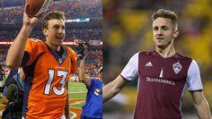 Denver Broncos and Colorado Rapids team up for Football vs. Fútbol extravaganza