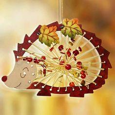 hedgehog crafts (1) | funnycrafts