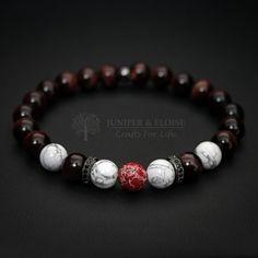 Desginer Fashion Armband Bracelet Matt Onyx Hamsa Silber Surfer 100/% Handmade