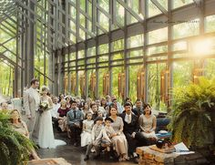 Thorncrown Chapel - eventually you should build something like this on your property for weddings, Heather!