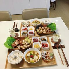 Epicurious – Recipes, Menu Ideas, Videos & Cooking Tips K Food, Food Menu, Love Food, Food Porn, Aesthetic Food, Korean Food, Food Plating, Food Hacks, Asian Recipes