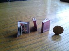Mini boekjes