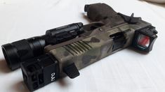 "G17, AA rmr mount, RMR, X300V, 5KU Lantac N9NE barrel, 5KU compensator, guarder thumbrest, ""speedplate"" magbase, grip reduction, triggerguard undercuts, acceleration cut, full grip and triggerguard stippling,front slide serrations. Stippling, Edc, Hand Guns, Barrel, Building, Projects, Accessories, Weapons Guns, Firearms"