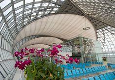 Suvarnabhumi Airport, Bangkok, Thailand by Helmut Jahn (900×624)