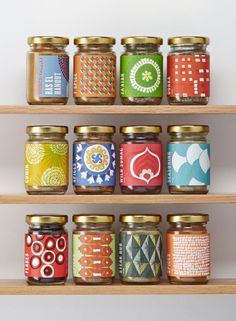Here Design — Arabica Food & Spice Company