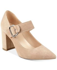 ebccfe546657 Tommy Hilfiger Ventur Block-Heel Pumps Women s Shoes. Trendization · Pumps  and Heels