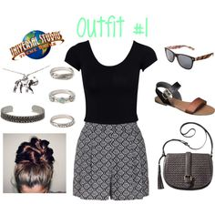 """""""Universal Studios Outfit"""""""