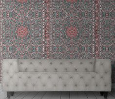 Persian Wallpaper - Seledine   Mineheart