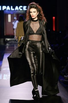 COUTURE SPRING-SUMMER 2016: JEAN-PAUL GAULTIER