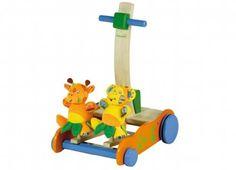 Babymoov – Andador de madera para bebés