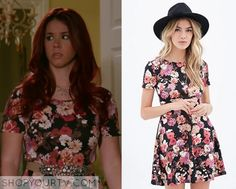 Awkward: Season 5 Episode 2 Tamara's Floral Print Dress