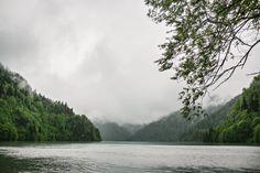Автопутешествие в Абхазию, Гагра, озеро Рица