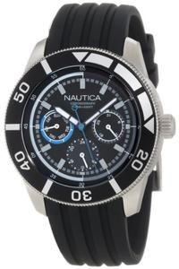 Nautica Men's N16623M NSR 08 Mid Classic Analog Watch
