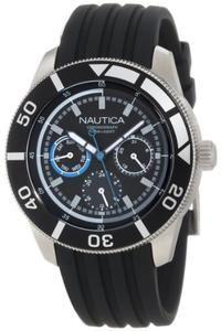Nautica Men's N16623M NSR 08 Mid Classic Analog Watch