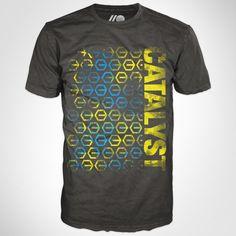 t shirt design | Catalyst Conference Industrial T-shirt Design