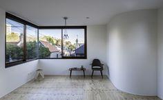 Tinshed, Internal Studio Space Raffaello Rossellini
