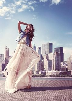Beautiful+Fashion+Photography | beautiful, building, city view, dress, fashion, fashion photography ...