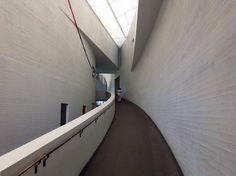 Kiasma, contemporary art museum in Helsinki, Finland. janholmberg.weebly.com