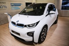 BMW I3 Plus #MondialAuto