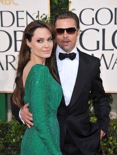 brad pitt and angelina jolie | Angelina Jolie and Brad Pitt