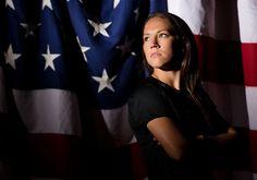 Summer Olympic Goddesses - Lauren Cheney, soccer