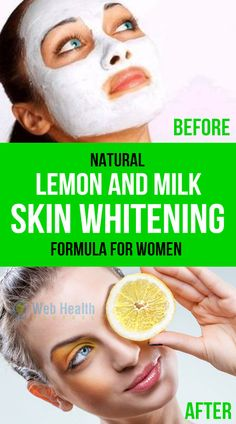 Natural and store bought Skin whitening Tips. #skin_care