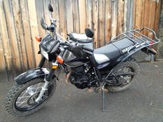 GOING BOTH WAYS - THE DUAL SPORT MOTORCYCLE