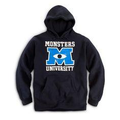Hoodie Black | Store | Monsters University