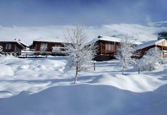 Tiffindell Ski and Alpine Resort is the only ski resort in South Africa, located on the south-facing mountain slope that ensures the snow lasts in Snowboarding Resorts, Snow Resorts, Artist Project, Today Pictures, Cape Town, Countryside, South Africa, Most Beautiful, Places