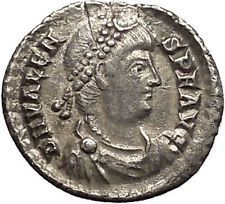 VALENS 375AD Authentic Ancient Silver SILIQUA Roman Coin Trier Roma i53407 https://trustedmedievalcoins.wordpress.com/2016/01/24/valens-375ad-authentic-ancient-silver-siliqua-roman-coin-trier-roma-i53407/