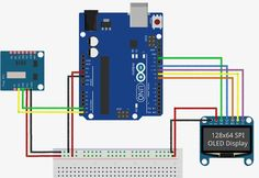Use Arduino to tell what the time and day is https://brainy-bits.com/tutorials/rtc1307-arduino-library-tutorial