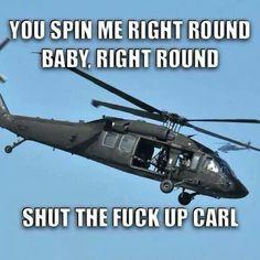 Lol oh Carl...