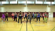 """GleeCast """"Signed Sealed Delivered"""" DanceFitness Choreography Video by RE..."""