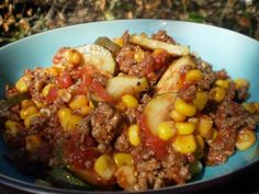 Ground Beef Zucchini Skillet Meal Recipe - Food.com