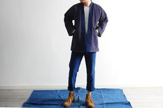 Other Shi-jin Hanten Kimono Jacket Male Kimono, Kimono Jacket, Jin, Sewing, Random, T Shirt, Jackets, Clothes, Shopping