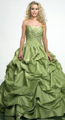 Green Wedding Dresses Bridal Gowns Beautiful Dress