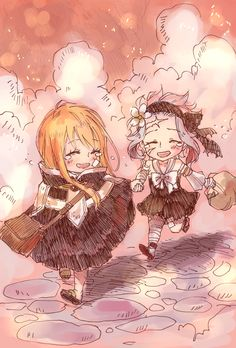 Lucy and Levy