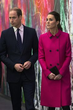 Kate Middleton in Mulberry