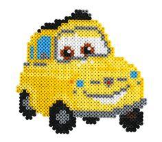 Disney biler - Bumle & Luigi - 7932 - HAMA