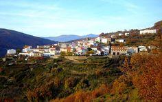 Otoño en el Valle del Jerte. Barrado