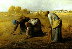 The Gleaners ~Millet