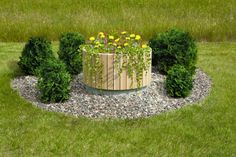 Decorative Septic Tank Lid Covers New Cover Raised Flower Garden Box Planter