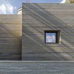 Max Dudler Architekt - Besucher- und Informationszentrum Sparrenburg