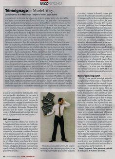 Le TDA/H chez l'adulte : articles parus dans la presse belge le Muriel, Articles, Words, Trends, Kids Room, Attention, Quotes, Adhd, The Brain