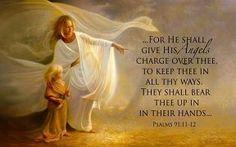 PSALMS 91:11-12